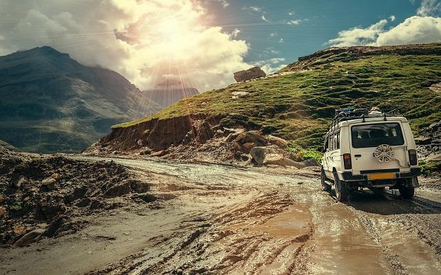 Planet Ride : Tibet 4×4 tours