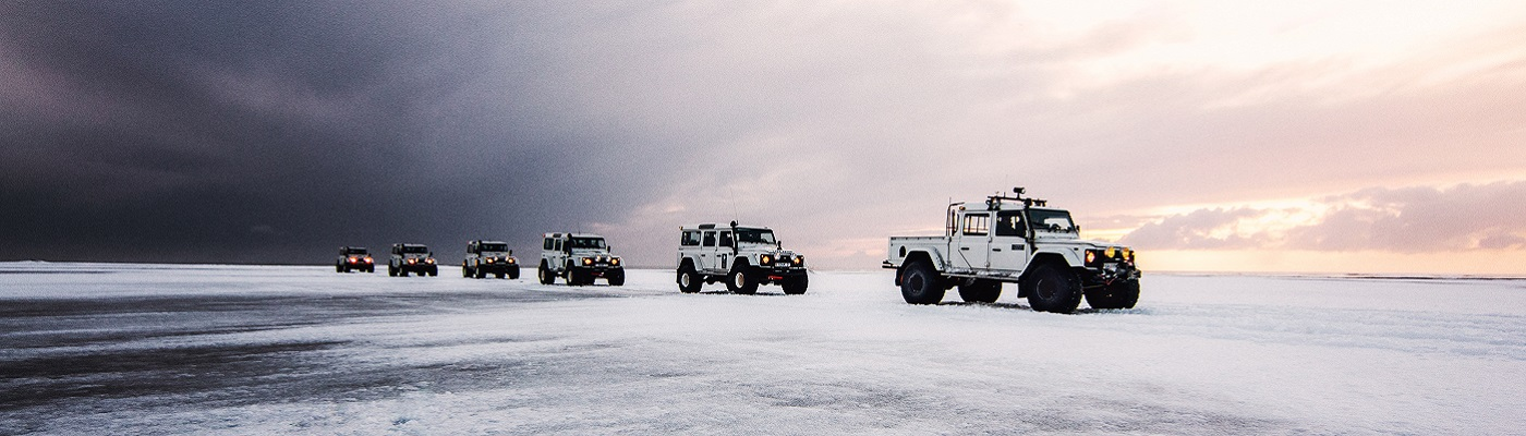 iceland 4×4 tours