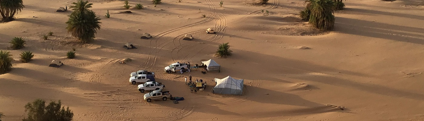 voyage 4×4 mauritanie