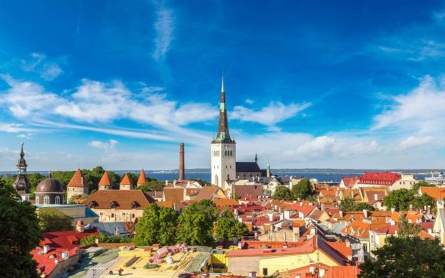 Voyage Estonie avec Planet Ride