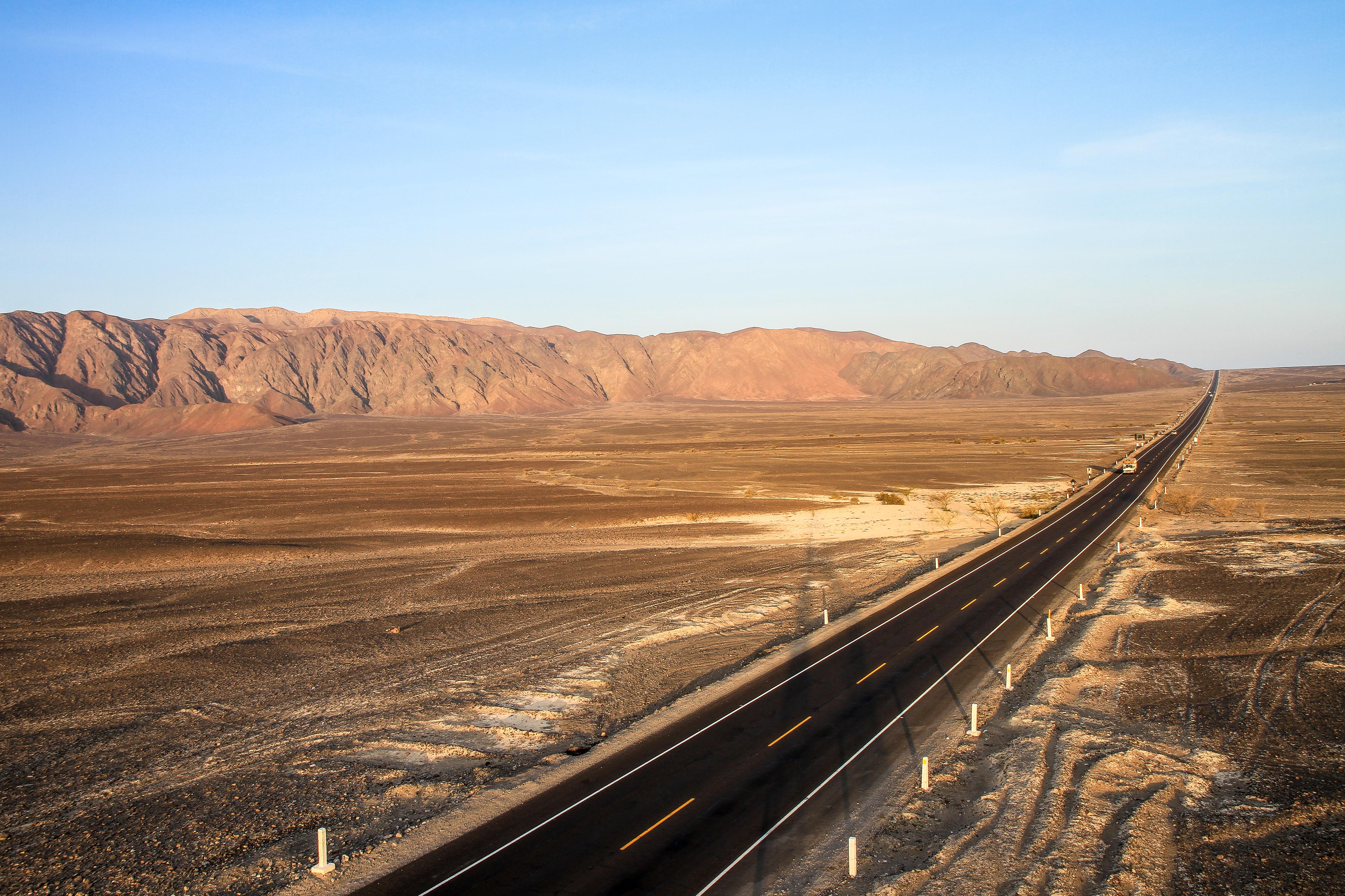 la plus longue route du monde