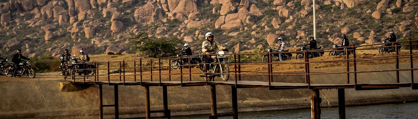 best bike trips in south india