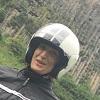Myriam - Arménie - moto