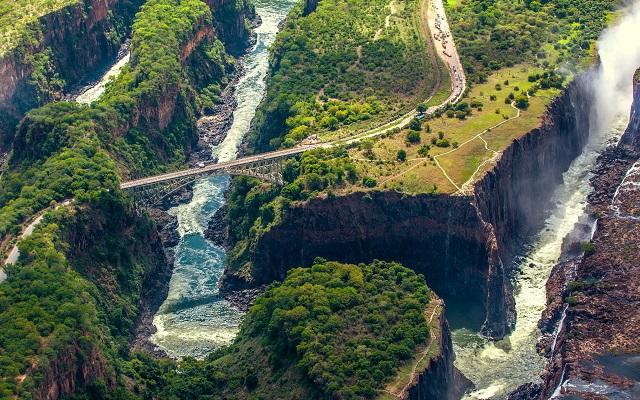 Voyage Zimbabwe avec Planet Ride