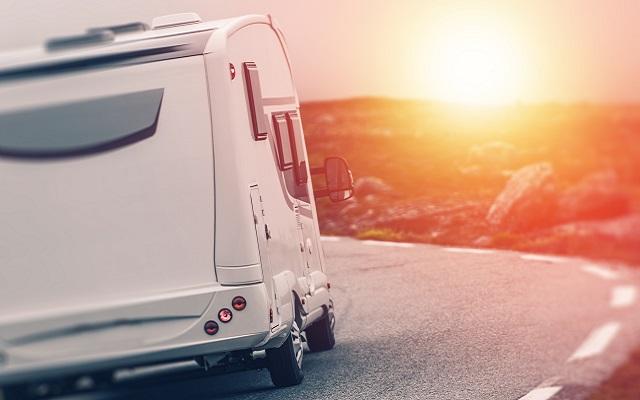 la crete en camping car