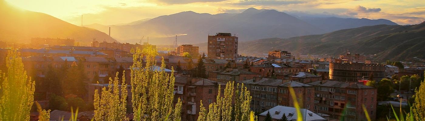 arménie moto