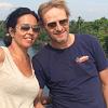 François et Cathy - Cambodge - moto