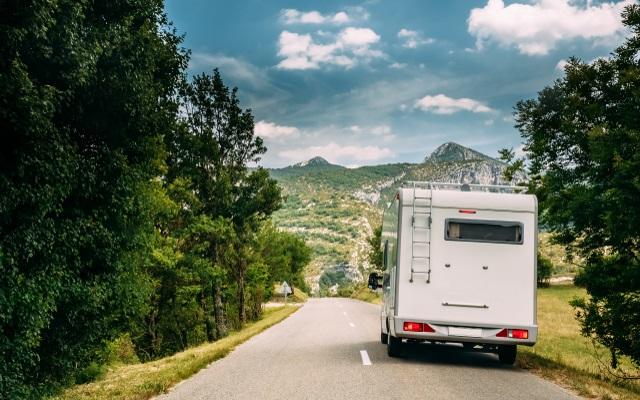 Les voyages en camping-car