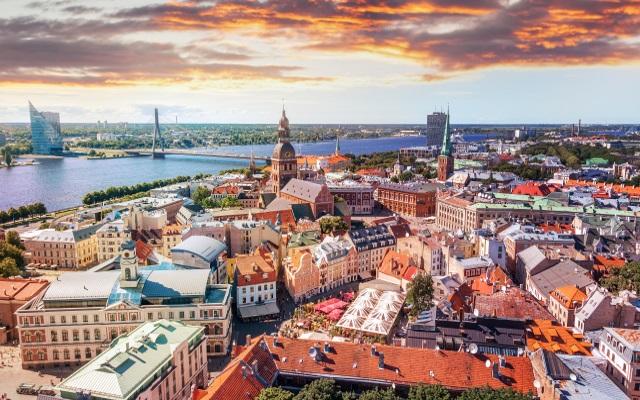 Voyage Lettonie avec Planet Ride