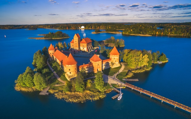 Voyage Lituanie avec Planet Ride