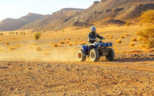Excursion en quad autour de Marrakech