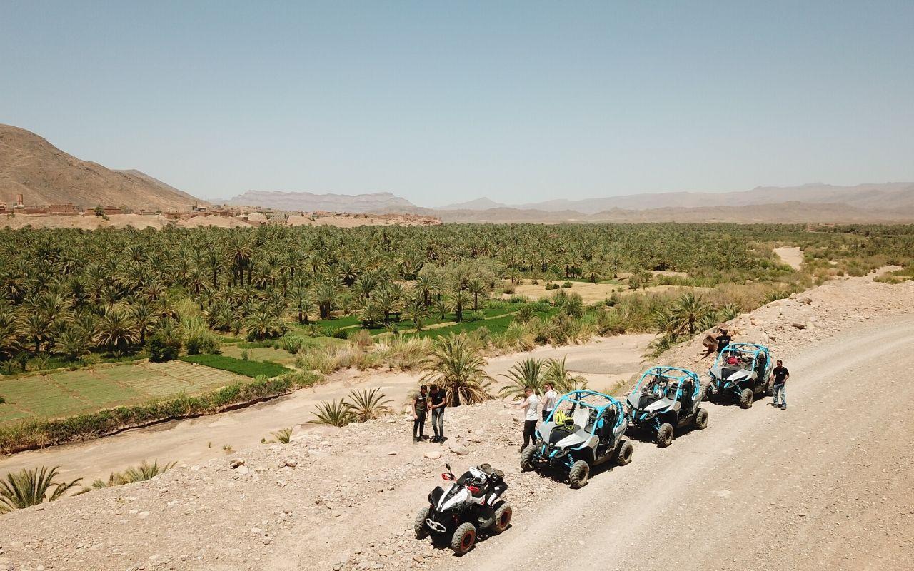 Escapade en buggy autour de Marrakech