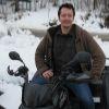 Jean-François - Finlande - motoneige